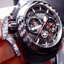 Graham Chronograph 46mm Automatic 2010 new Chronofighter (Submodel)