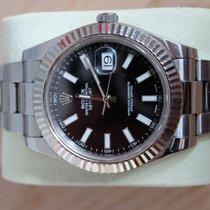 Rolex Datejust II Stahl 41mm Schweiz, 8008