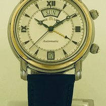 Maurice Lacroix Gold/Steel 38mm Automatic ML 20779-1125 pre-owned United States of America, California, Mission Viejo