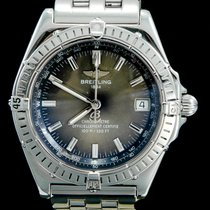 Breitling Windrider A10350 2002 pre-owned