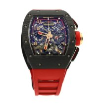 Richard Mille RM011 Rose gold RM 011 50mm pre-owned