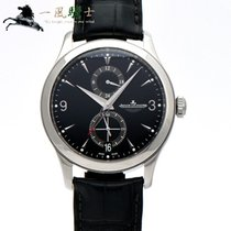 Jaeger-LeCoultre Master Hometime Steel 40mm Black United States of America, California, Los Angeles