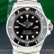 Rolex 116660 Steel 2019 Sea-Dweller Deepsea 43mm pre-owned United States of America, Massachusetts, Boston