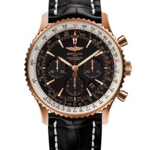 Breitling Navitimer 01 (46 MM) Rose gold 46mm Black No numerals