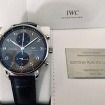 IWC Acier 40,9mm Remontage automatique IW371216 nouveau France, Neuilly sur Seine