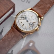 Vacheron Constantin 4072 Good Yellow gold 35mm Manual winding