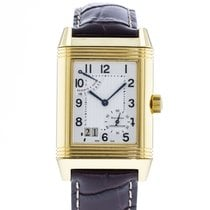 Jaeger-LeCoultre Reverso Grande Date Yellow gold 29mm Silver United States of America, Georgia, Atlanta
