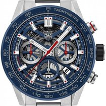 TAG Heuer Carrera new Automatic Chronograph Watch with original box