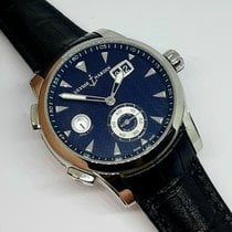 Ulysse Nardin pre-owned Automatic 42mm Blue Sapphire crystal 3 ATM