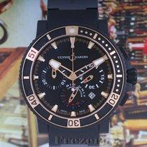 Ulysse Nardin Diver Black Sea Steel 45.8mm Black