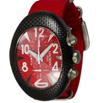 Locman Nuovo 40mm Red