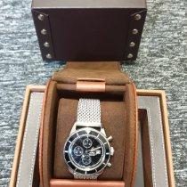 Breitling Superocean Héritage Chronograph Stahl 46mm Schwarz Keine Ziffern Deutschland, Bonn