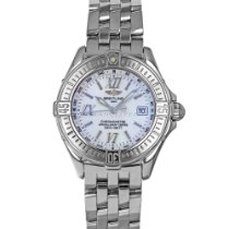Breitling Cockpit Lady Steel 31mm Mother of pearl Roman numerals United States of America, Maryland, Baltimore, MD