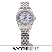 Rolex 179174 Acier 2008 Lady-Datejust 26mm occasion