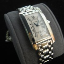 Cartier Tank Américaine White gold 23mm White