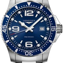 Longines L3.730.4.96.6 L37304966 Steel 2021 HydroConquest 39mm new United States of America, New York, Airmont