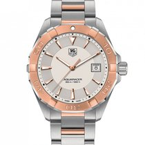 TAG Heuer Aquaracer 300M Steel 40mm White
