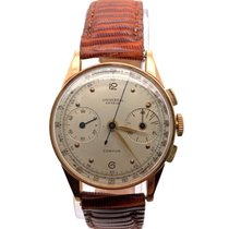 Universal Genève Rose gold Manual winding Universal Geneve pre-owned United States of America, New York, New York