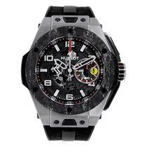 Hublot Big Bang Ferrari Titane 45mm Arabes