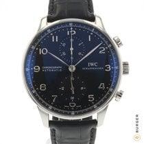 IWC Portuguese Chronograph IW3714 2010 подержанные