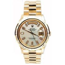 Rolex President Day-Date Mens Perfect New Condition DQ Model...