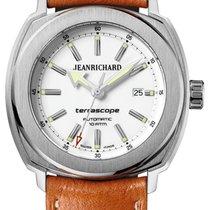JeanRichard Terrascope White Dial