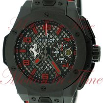 "Hublot Big Bang Unico Ferrari ""Prancing Horse"", Skeleton dial,..."