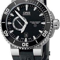 Oris Titanium Automatic Black new Aquis Titan