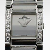Baume & Mercier Staal 24mm Quartz MV025200 tweedehands Nederland, Nijmegen  (www.horloge-sieraden.nl)