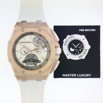 Audemars Piguet Royal Oak Offshore Tourbillon Chronograph new 44mm Rose gold