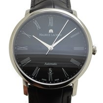 Maurice Lacroix Les Classiques Tradition nieuw 38mm Staal