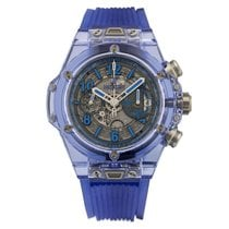 ウブロ (Hublot) Big Bang Unico Blue Sapphire 45 mm