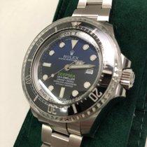 Rolex Sea-Dweller Deepsea D-Blue new/verklebt/stickers