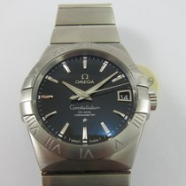 Omega Constellation Men new 2018 Automatic Watch with original box and original papers 123.10.38.21.01.001