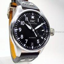 IWC Große Fliegeruhr neu 2019 Automatik Uhr mit Original-Box und Original-Papieren IW500912