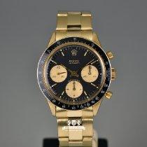 Rolex Daytona 6264 - Gold - Super Rare - Stunning Condition