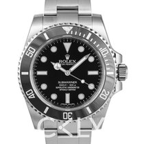 勞力士 Submariner Black/Steel Ø40mm - 114060