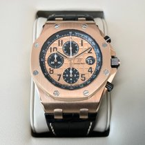 Audemars Piguet Royal Oak Offshore Chronograph 42mm Rosegold