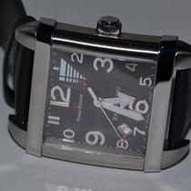 JeanRichard Paramount Steel 37mm Grey Arabic numerals United States of America, New York, Greenvale