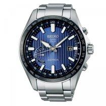 Seiko Reloj Seiko Astron Solar World Time Hombre Azul