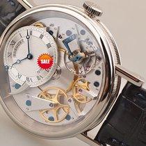 宝玑 Tradition Manual Wind 40mm Mens Watch