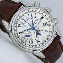 Armand Nicolet Valjoux 7751 Kalender Chronograph Mondphase