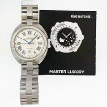 Cartier Clé de Cartier Acero 31mm Plata Romanos