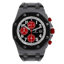 Audemars Piguet 26278IK.GG.D002CA.01 Titanium Royal Oak Offshore Chronograph 42mm