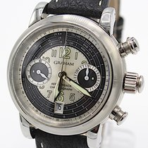 Graham Steel 42mm Automatic 2AFAS pre-owned