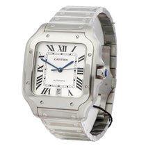 Cartier Santos (submodel) WSSA0009 new
