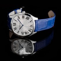 Cartier Steel 38mm Manual winding WSNM0011 new United States of America, California, San Mateo