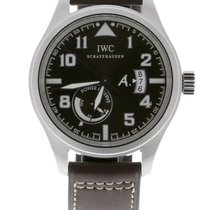 IWC Pilot (Submodel) tweedehands 44mm Staal