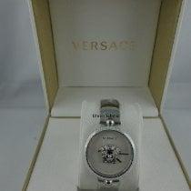 Versace Steel 39mm Quartz VCO 09 new