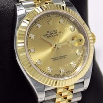 Rolex 126333 CHDJ Zeljezo Datejust 41mm nov